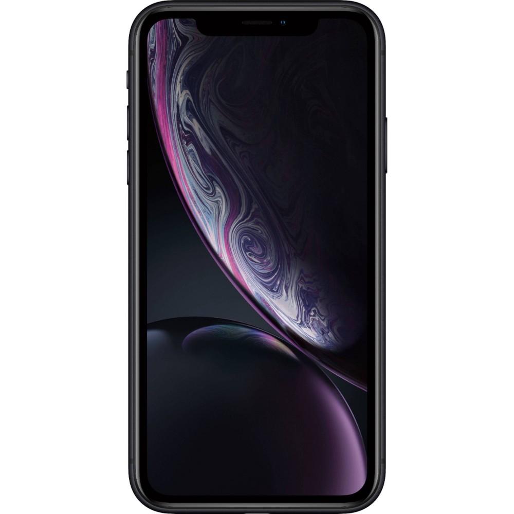 Apple iPhone XR Pre-Owned (GSM/CDMA Unlocked) 64GB - Black