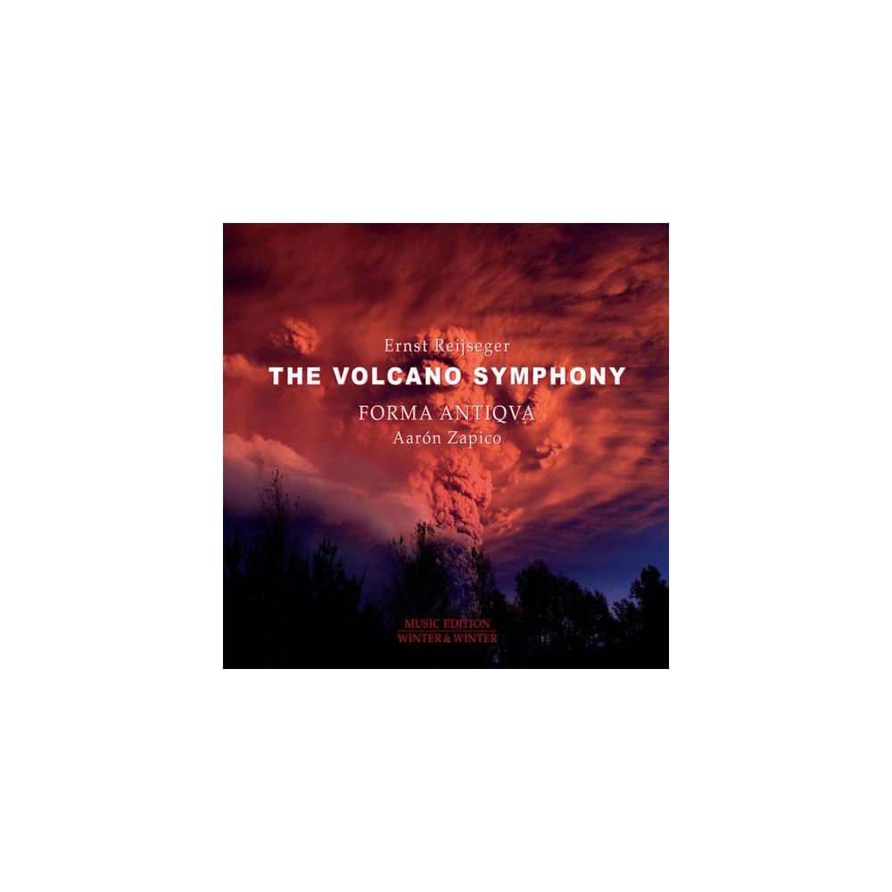 Ernst Reijseger - Volcano Symphony (CD)