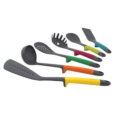 Joseph Joseph® Elevate™ 6 Piece Kitchen Utensil Set - Multicolored