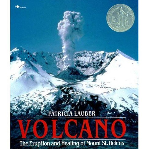 Volcano - by  Patricia Lauber (Paperback) - image 1 of 1