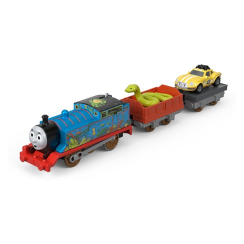 Fisher-Price Thomas & Friends TrackMaster Thomas & Ace the Racer Engine - image 1 of 5