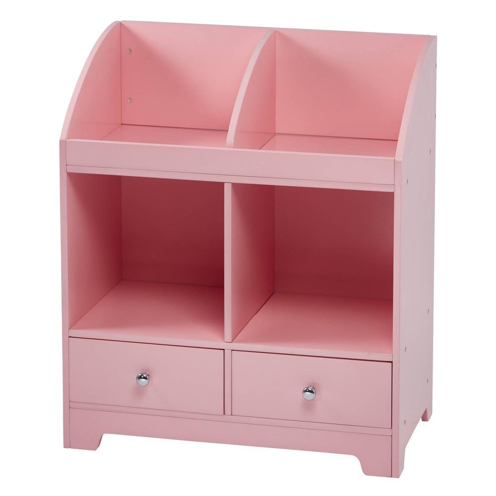 Image of Dream Land Windosr Cubby Storage Pink - Teamson Kids