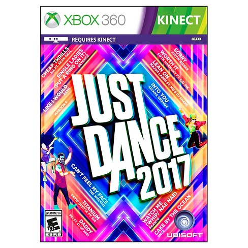 Just Dance 2017 Xbox 360 - image 1 of 5