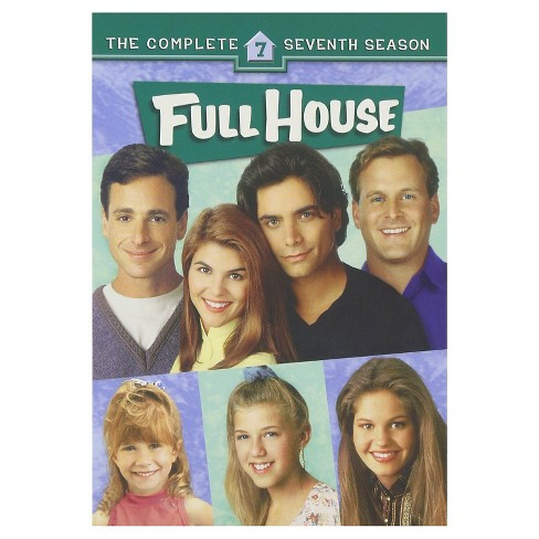 Full House: The Complete Seventh Season [4 Discs] - image 1 of 1
