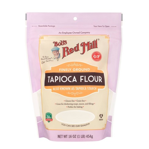 Bob's Red Mill Gluten Free Tapioca Flour - 16oz - image 1 of 2