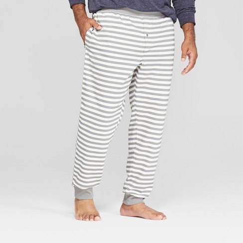 Men's Big & Tall French Terry Jogger Pajama Pants - Goodfellow & Co™ - image 1 of 2
