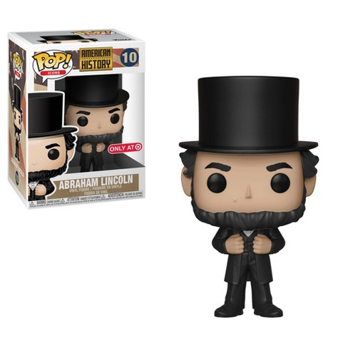 Funko POP! Icons: American History - Abraham Lincoln (Target Exclusive) - image 1 of 2