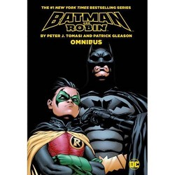 Batman & Robin by Tomasi & Gleason Omnibus - by  Peter J Tomasi (Hardcover)