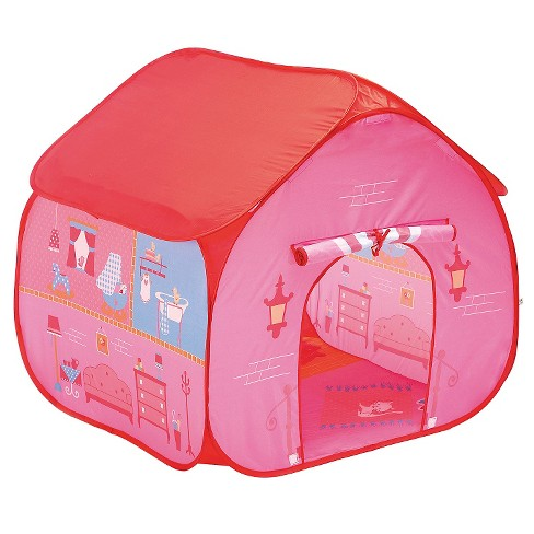 Fun2Give Pop-it-Up® Dollhouse Tent with House Playmat - image 1 of 3