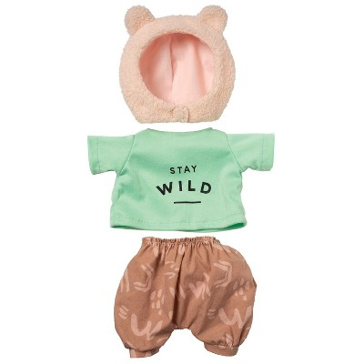"Manhattan Toy Baby Stella Stay Wild Baby Doll Clothes for 15"" Soft Baby Dolls"