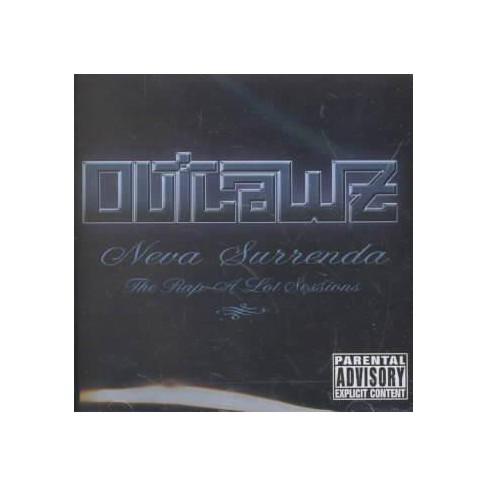 Outlawz (Rap) (The) - Neva...The Rap-A-Lot Sessions (PA) (CD) - image 1 of 1