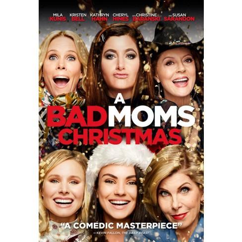 A Bad Moms Christmas Movie.A Bad Moms Christmas Dvd