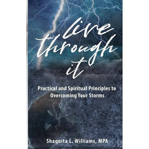 Live Through It - by  Shaquita Williams (Paperback) - image 1 of 1