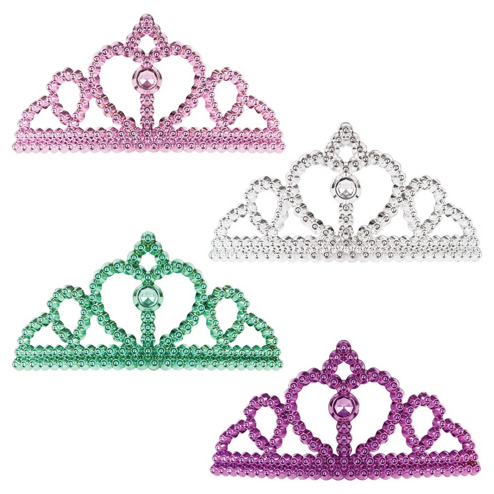 4ct Tiara Haircomb, Wearable Party Accessories