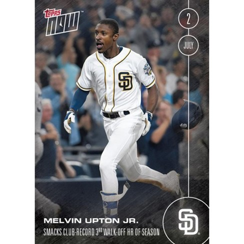 MLB San Diego Padres Melvin Upton Jr. #205 2016 Topps NOW Trading Card - image 1 of 2