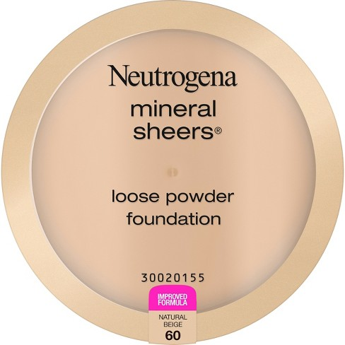 Neutrogena Mineral Sheers Loose Powder - image 1 of 8