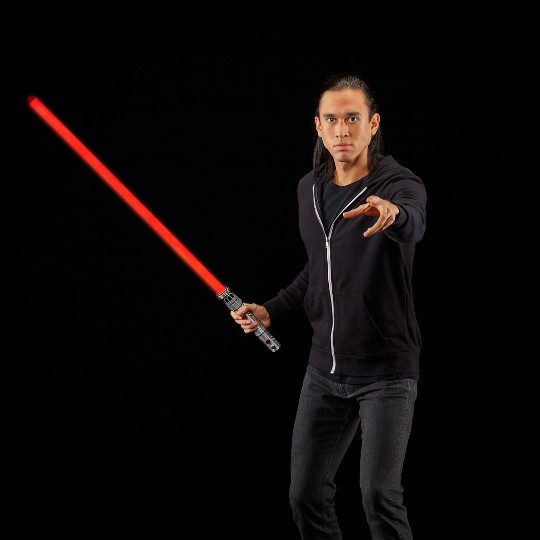 Star Wars The Black Series Darth Maul Ep1 Force FX Lightsaber image number null