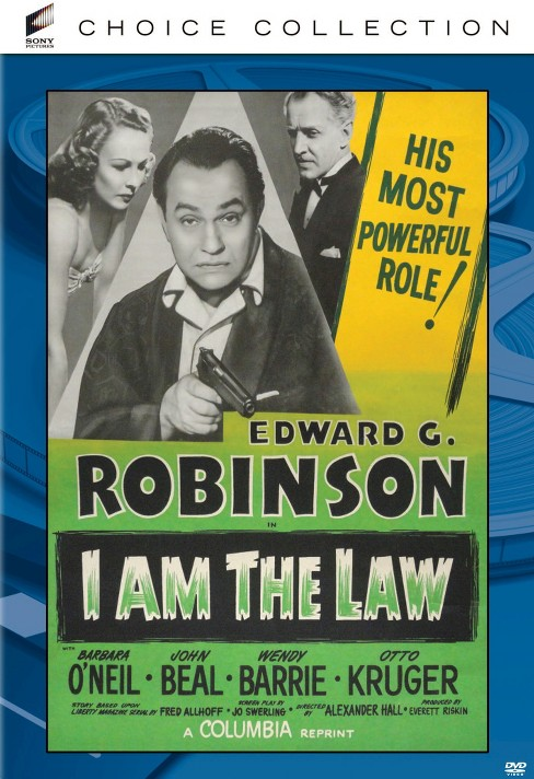 I am the law (DVD) - image 1 of 1
