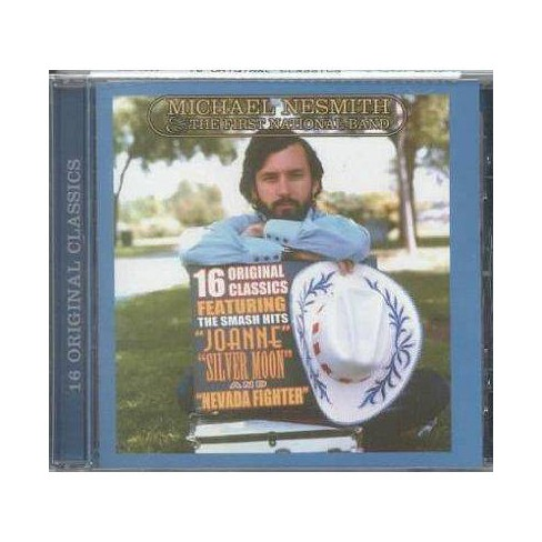 Michael Nesmith - Nesmith and Firstnational Band (CD) - image 1 of 1