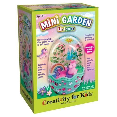 Creativity for Kids Mini Garden Unicorn Activity Kit - image 1 of 4