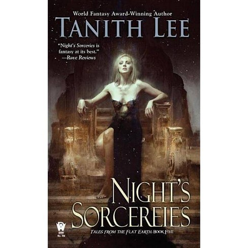 Night's Sorceries - (Flat Earth)by  Tanith Lee (Paperback) - image 1 of 1