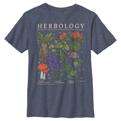 Boy's Harry Potter Hogwarts Herbology T-Shirt
