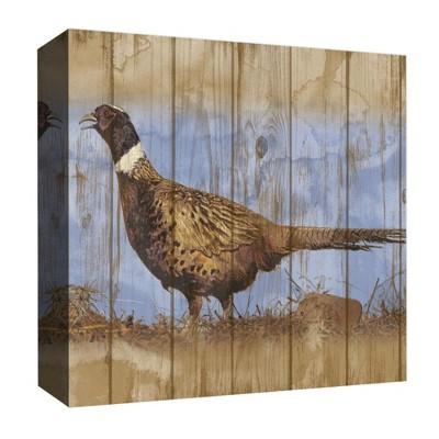 "16"" x 16"" Ducks Decorative Wall Art - PTM Images"