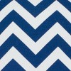 """18""""x18"""" Poly Filled Chevron Square Throw Pillow - Rizzy Home - image 2 of 3"""