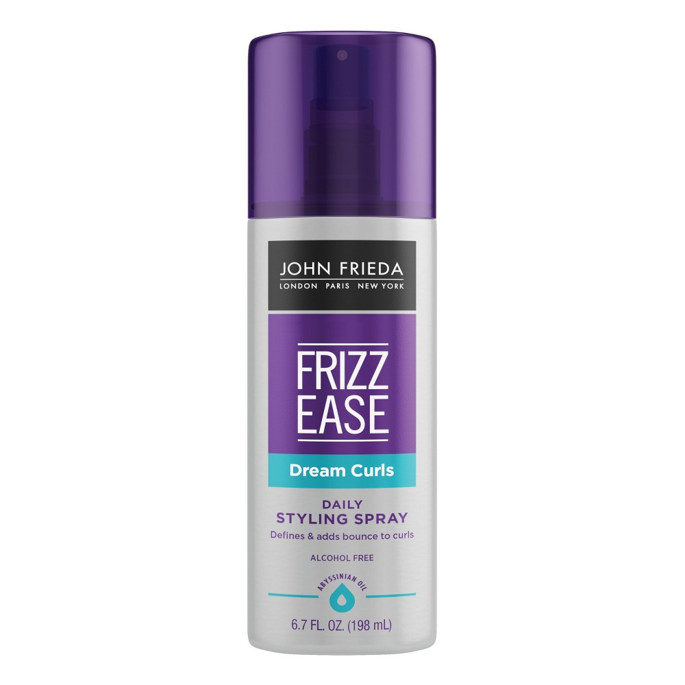 Image of Frizz Ease Dream Curls Daily Styling Spray - 6.7oz