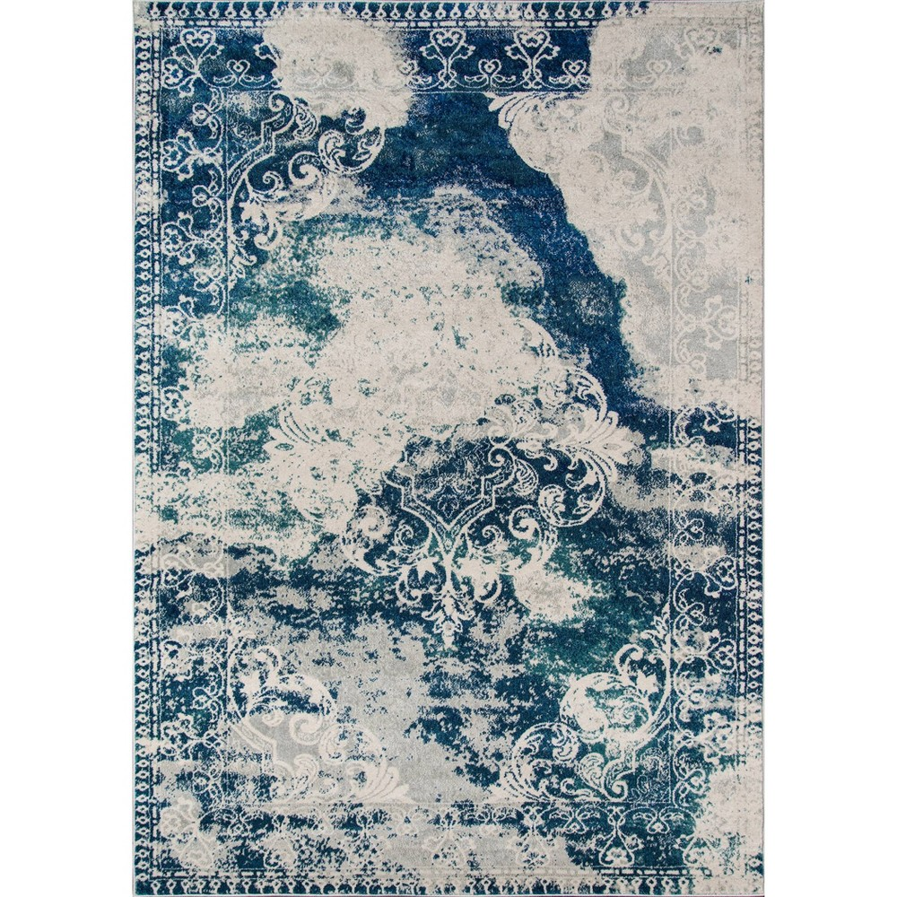 Savion Rug - Blue - (9'3