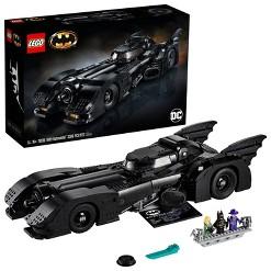 LEGO DC Batman 1989 Batmobile 76139 Building Kit 3,306pc
