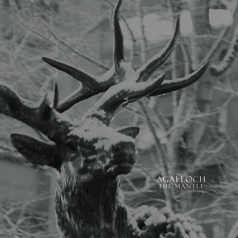 Agalloch - Mantle (CD) - image 1 of 1