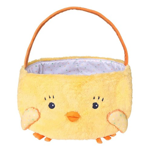 Jumbo Plush Easter Basket Chick - Spritz™ - image 1 of 1