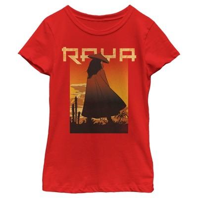 Girl's Raya and the Last Dragon Desert Raya T-Shirt