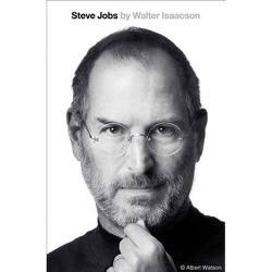 Steve Jobs: A Biography (Hardcover) by Walter Isaacson