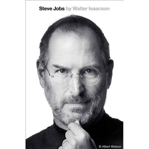 Steve Jobs: A Biography (Hardcover) by Walter Isaacson - image 1 of 1