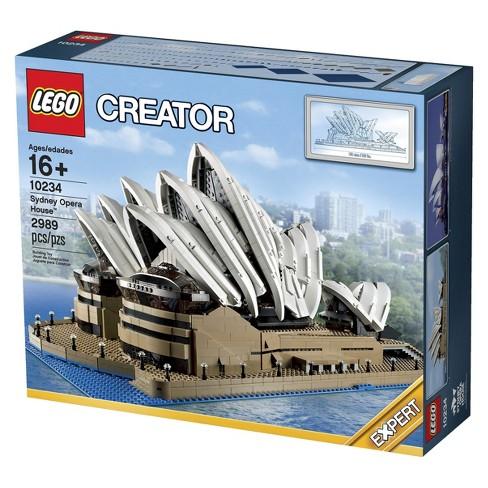 Lego Creator Expert Sydney Opera House 10234 Target