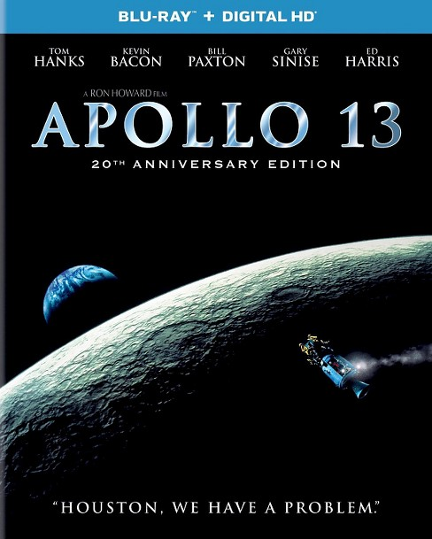 Apollo 13 (20th Anniversary Edition) (Includes Digital Copy) (UltraViolet) (Blu-ray) - image 1 of 1