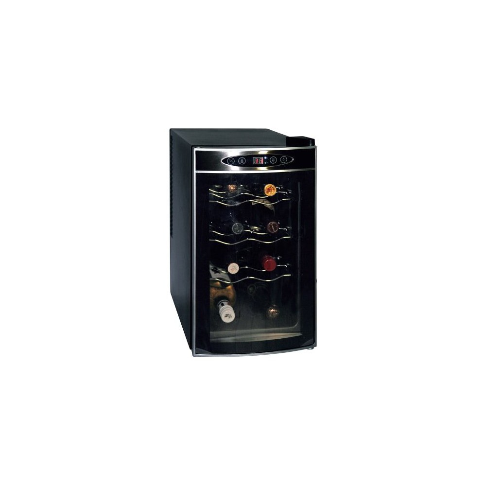 Koolatron 8 Bottle Counter Wine Cooler – Black WC-08 12203496