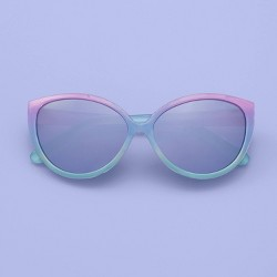 Girls'  Cateye Ombre Sunglasses - More Than Magic™