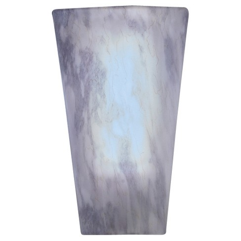 Battery-Operated Vivid Stone High Gloss Sconce - image 1 of 2