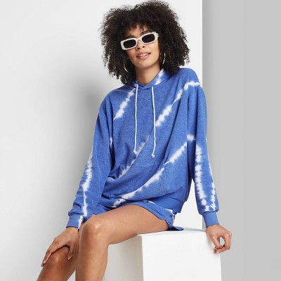 Women's French Terry Hooded Sweatshirt - Wild Fable™