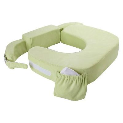 My BrestFriend Twins Plus Nursing Pillow - Green