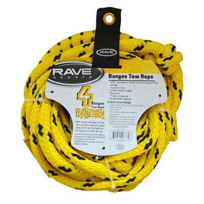 Rave Sports Two Rope Bungee - Yellow