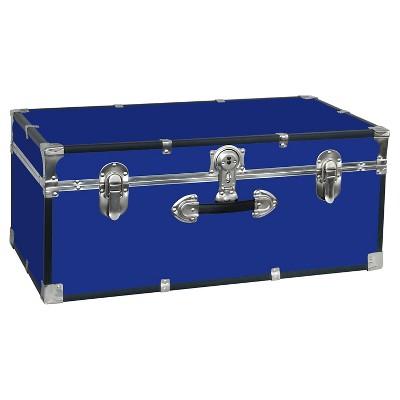 """Seward Essential 30"""" Trunk with Lock Blue"""