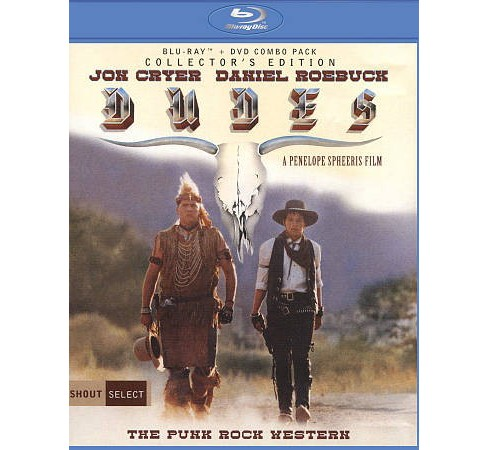 Dudes (Bd/Dvd Combo) (Blu-ray) - image 1 of 1