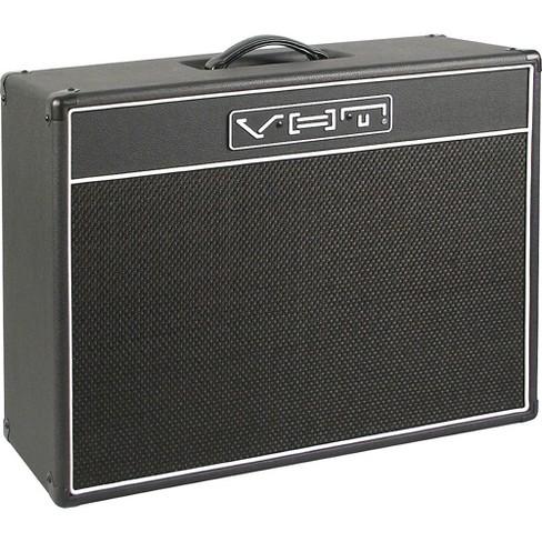 VHT Special 6 212 2x12 Open-Back Guitar Speaker Cabinet with VHT ChromeBack Speakers - image 1 of 2