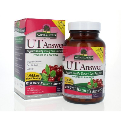 Nature's Answer Ut Answer Capsule 90 ct