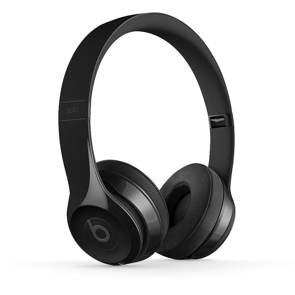 Beats Solo3 Wireless Headphone, Gloss Black