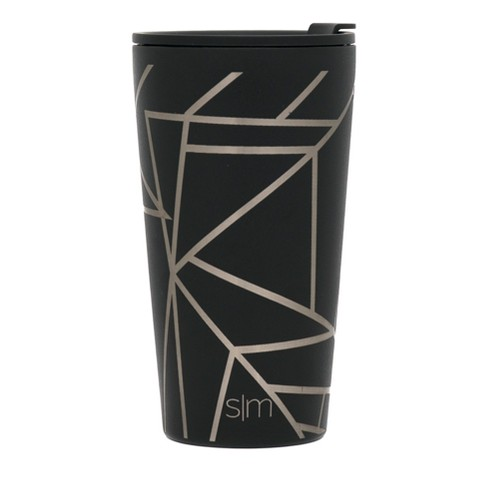 Simple Modern 16oz Classic Pint Black Laser Engraved - image 1 of 1